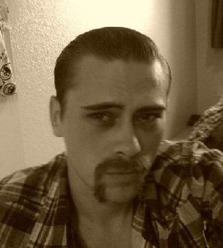 Johnny Freebyrd Mustache